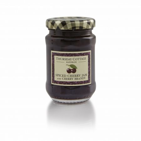 112g Spiced Cherry Brandy Jam