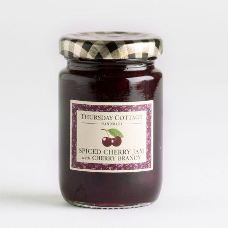 112g Spiced Cherry Brandy Jam