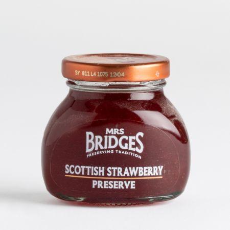 113g Mrs Bridges Scottish Strawberry Preserve