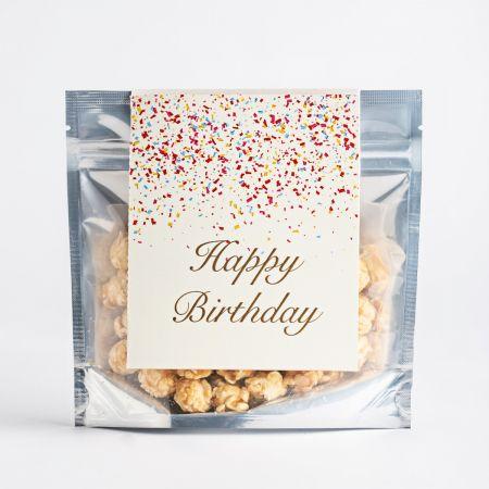 Joe & Seph's Happy Birthday Salted Caramel Popcorn, 32g