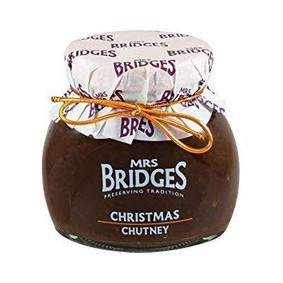 100g Mrs Bridges Christmas Chutney