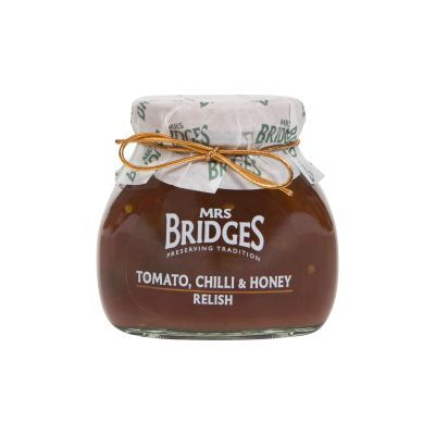 205g Mrs Bridges Tomato, Chilli and Honey Relish