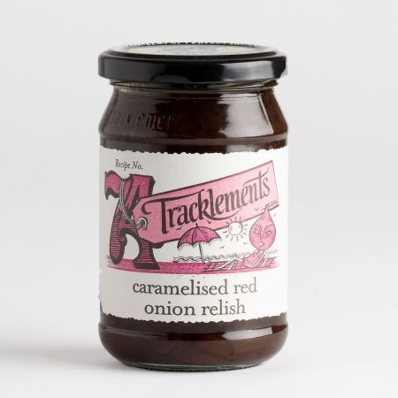 300g Tracklements Caramalised Red Onion Relish