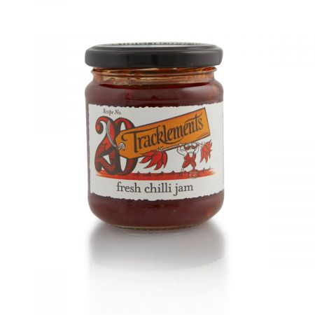 250g Tracklements Fresh Chilli Jam