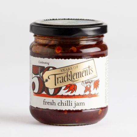 250g Tracklements Fresh Chilli Jam
