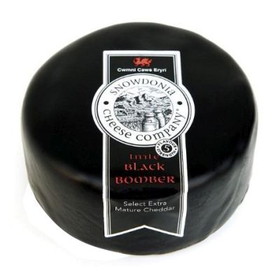 Snowdonia Cheese Co Black Bomber 200g