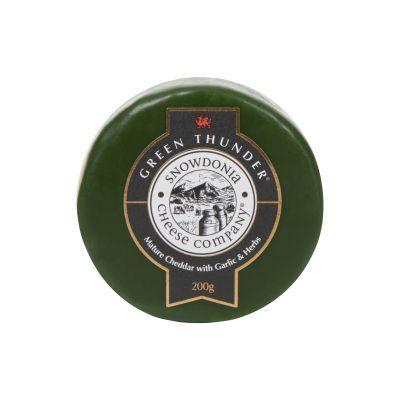 200g Snowdonia Cheese Co Green Thunder