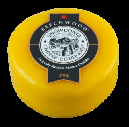 200g Snowdonia Beechwood Cheese