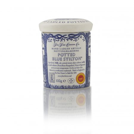 100g Fine Cheese Stilton in a Jar