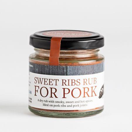 Sweet Ribs Rub for Pork