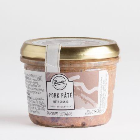 180g Rendles Farmhouse Pork Pate