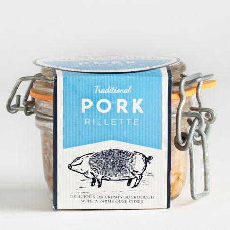 Cornish Charcuterie Traditional Pork Rillette (125g)
