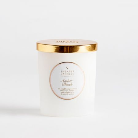 Shearer Candles Amber Blush Jar Candle