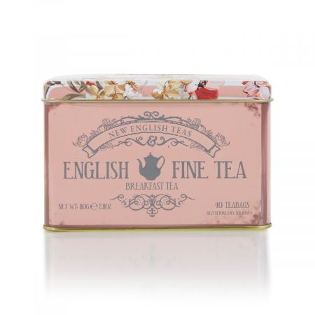 New English Teas English Breakfast Teabags (40)
