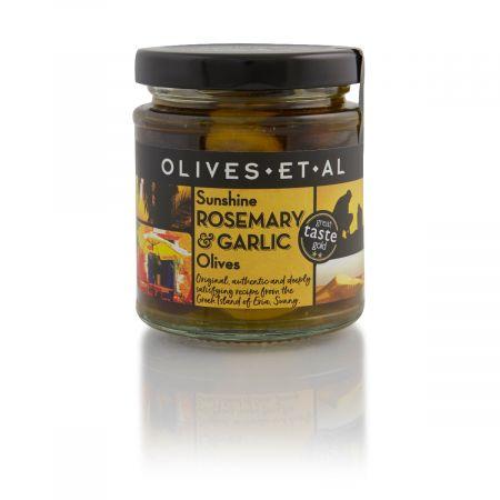 Olives Et Al Rosemary & Garlic Olives