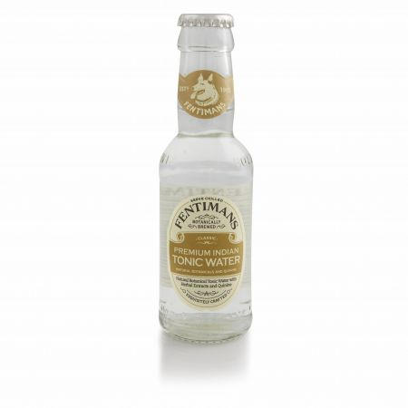 125ml Fentimans Premium Indian Tonic Water