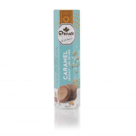 80g Droste Caramel Sea Salt