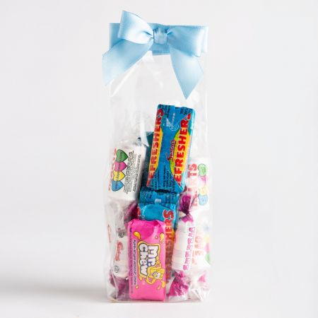 Retro Sweets with Blue Ribbon, 150g