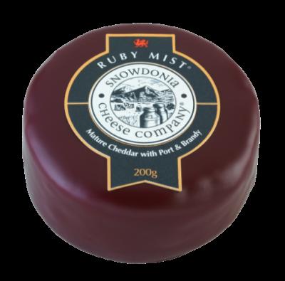 200g Snowdonia Ruby Mist Cheese