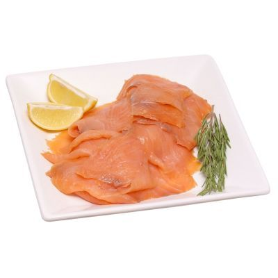 Sliced Smoked Scottish Salmon 200g