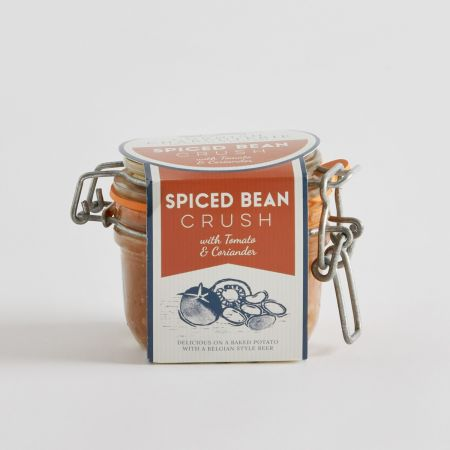 Cornish Charcuterie Spiced Bean Crush (125g)