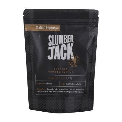 220g Slumberjack Premium Ground Coffee