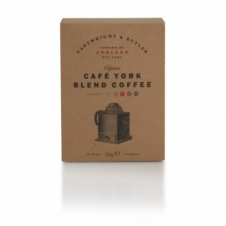 50g C&B Cafe York Blend Coffee
