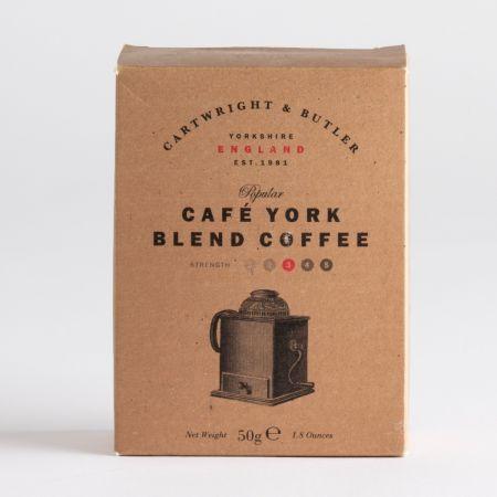 50g C&B Cafe York Blend Coffee