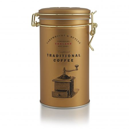 227g C&B Cafe York Blend Coffee Caddy