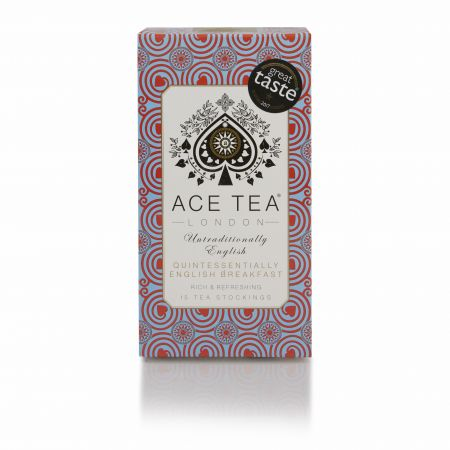 52.5g Ace Tea Quintessentially English Tea