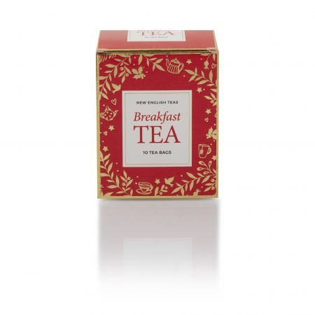 20g New English Tea Red Christmas Breakfast Tea
