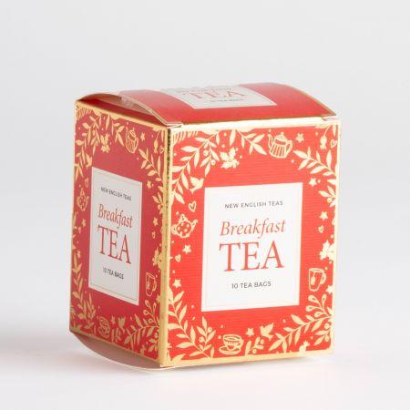 20g New English Tea Red Christmas Breakfast Tea