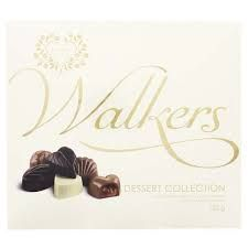 120g Walkers Dessert Collection