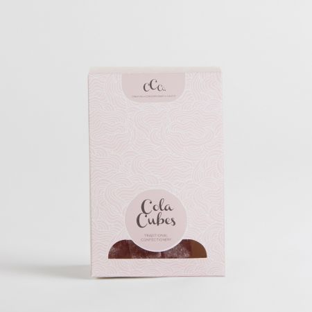 Cola Cubes Sweets Box
