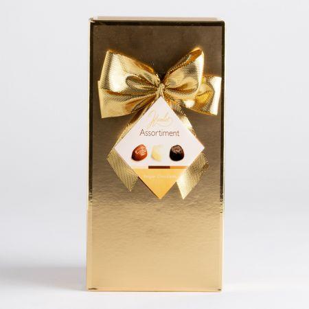 125g Hamlet Gold Box Belgian Chocolates (Contains Alcohol)