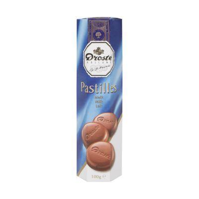100g Droste Milk Chocolate Pastilles