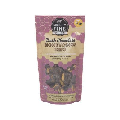 95g Dark Chocolate Honeycomb Dips