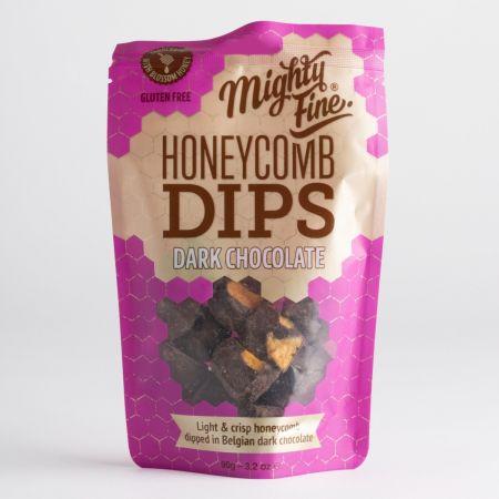 95g Dark Chocolate Honeycomb Dips