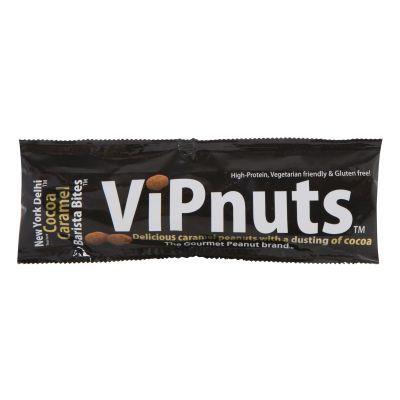 27g New York Deli Cocoa Caramel Barista VIP Nuts
