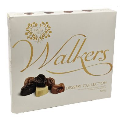 Walkers Dessert Collection Chocolates (120g)