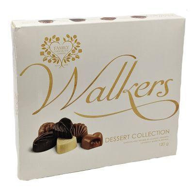 120g Walkers Dessert Collection