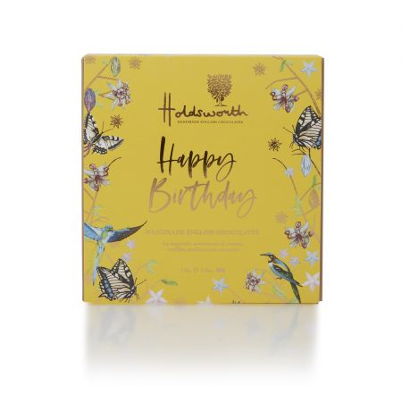 110g Holdsworth Happy Birthday Chocolates
