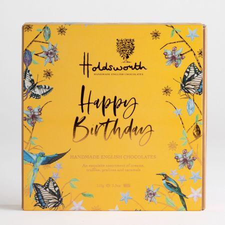 110g Holdsworth Happy Birthday Chocolates
