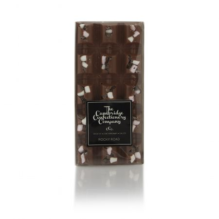 90g The CCC Rocky Road Chocolate Bar