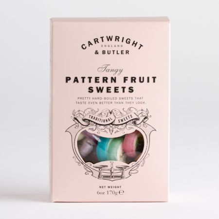 170g C&B Pattern Fruit Sweets