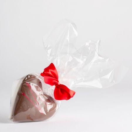 Hollow Milk Chocolate Heart (60g)