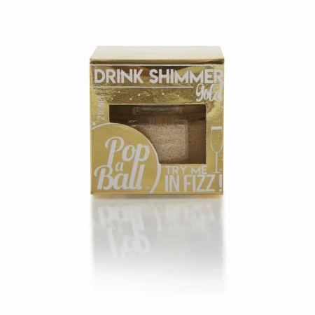 21g Popaball Gold Shimmer