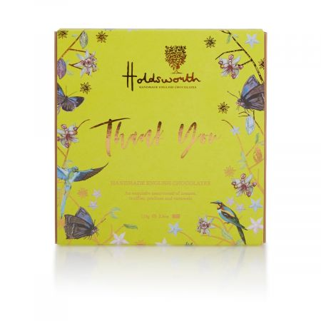 Holdsworth Thank You Chocolate Gift Box, 110g