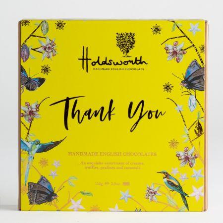 Holdsworth Thank You Chocolate Gift Box, 110g