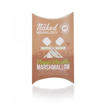 The Naked Marshmallow Co. Vegan Vanilla Marshmallows (120g)